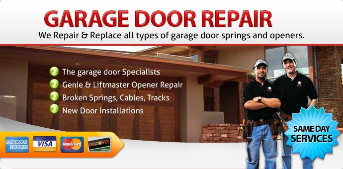 Garage Door Repair Woodland Hills CA